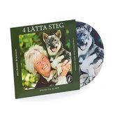Hunddressyr - fyra lätta steg DVD